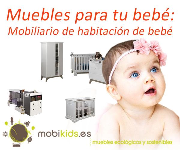 Muebles habitaci n beb cunas c modas armarios for Mobiliario habitacion bebe