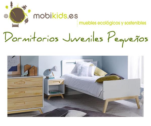Dormitorios juveniles peque os de espacio reducido for Dormitorios pequenos juveniles