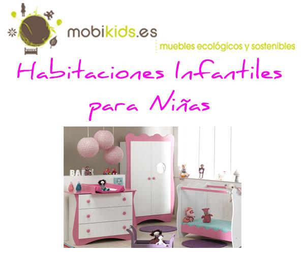 Habitaciones infantiles para ni as infantil y beb - Habitaciones infantiles para nina ...