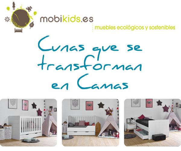 Cunas que se hacen cama convertibles y evolutivas - Cunas que se convierten en camas ...
