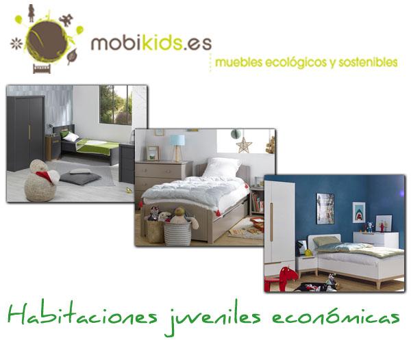 Descubre nuestras habitaciones juveniles econ micas for Habitaciones infantiles economicas