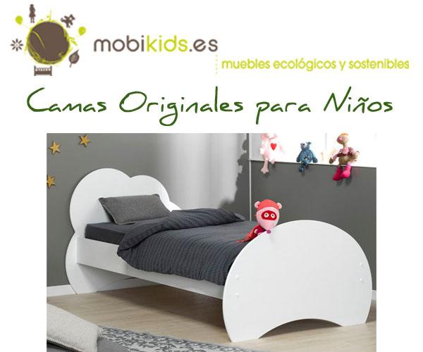 Descubre el cat logo de camas originales para ni os - Camas infantiles originales ...