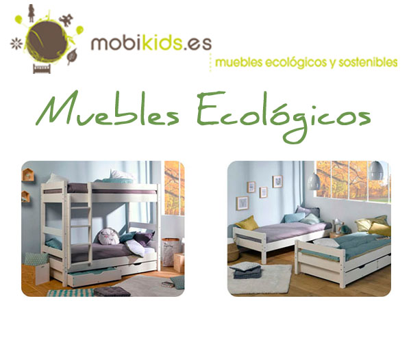 Muebles ecol gicos en espa a venta online mobikids - Muebles por internet espana ...