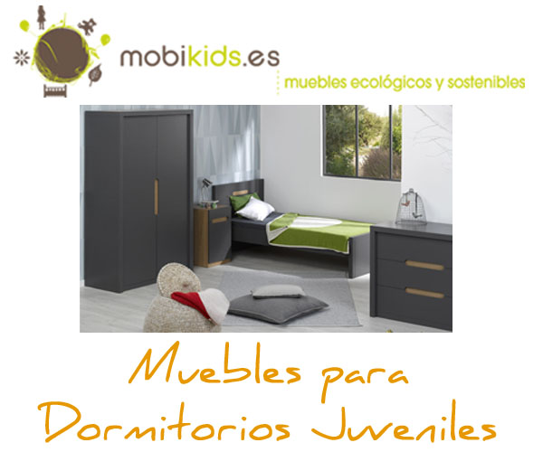 Muebles para dormitorio juvenil habitaciones juveniles e for Muebles dormitorio infantil juvenil