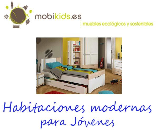 Variedad de habitaciones modernas para jovenes for Habitaciones modernas para jovenes