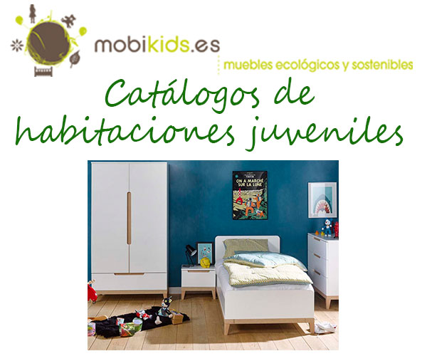 Dormitorios juveniles catalogos habitaciones juveniles for Catalogos habitaciones juveniles
