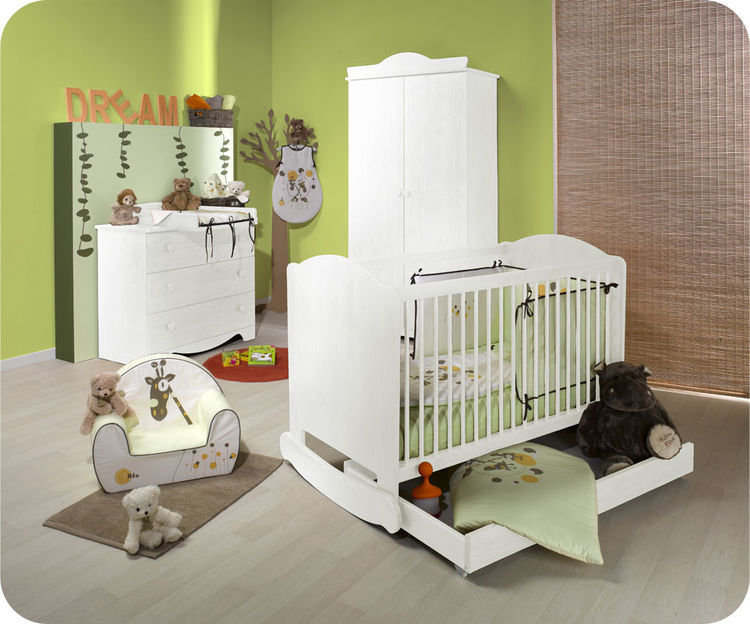 Mobikids tienda muebles dormitorios beb y habitaciones - Habitacion completa bebe ...