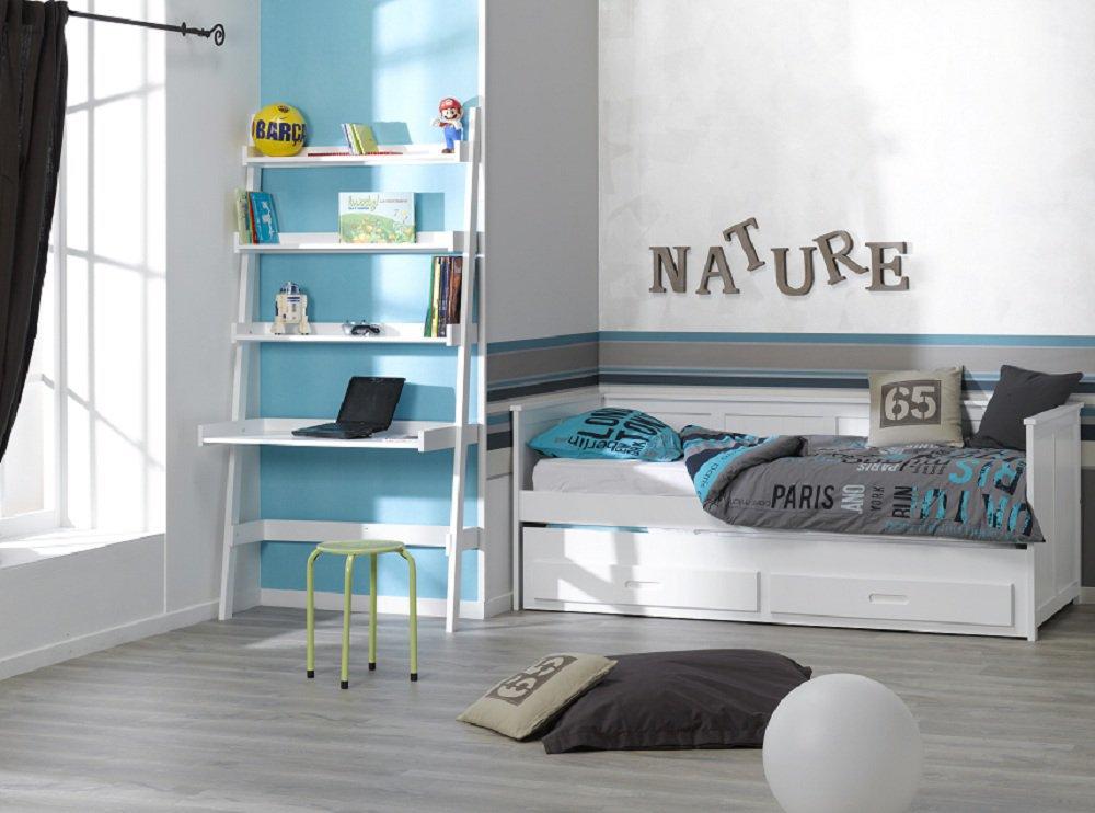 dormitorio juvenil swam blanco