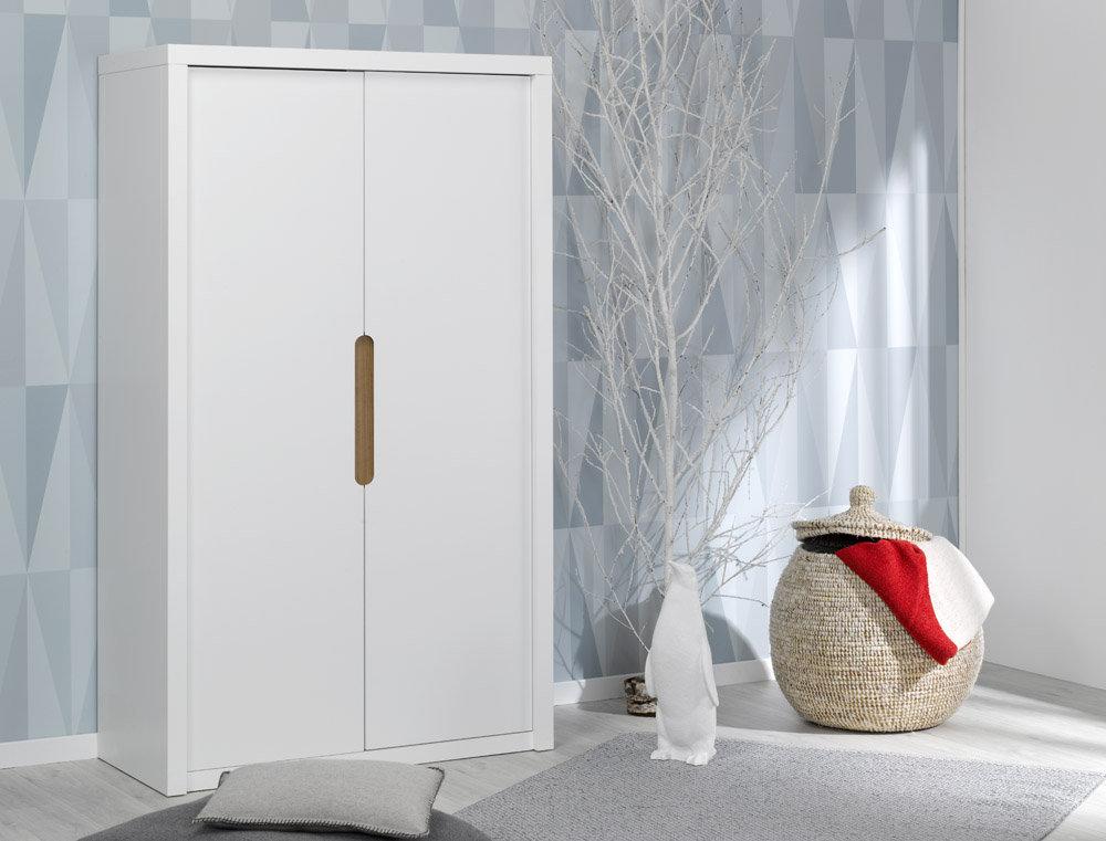 Comprar dormitorio juvenil completo milo blanco mobikids