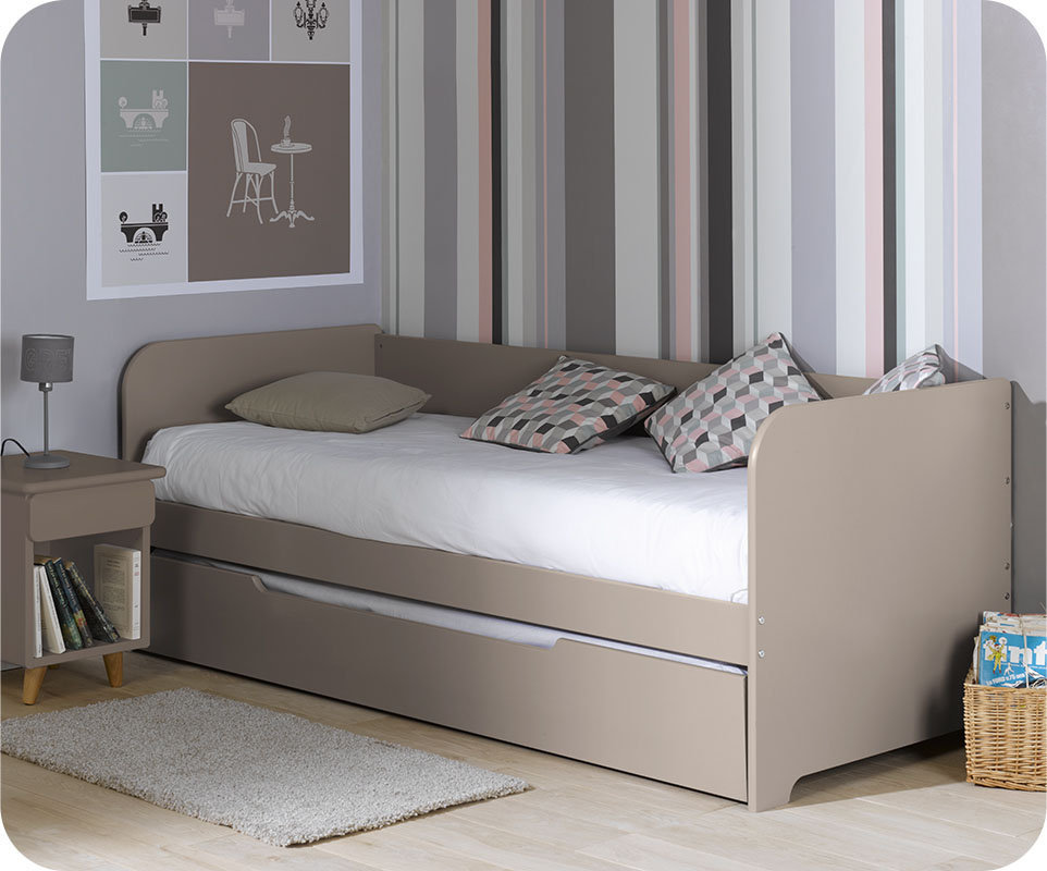 Habitaciones juveniles camas abatibles muebles - Habitaciones juveniles 2 camas ...
