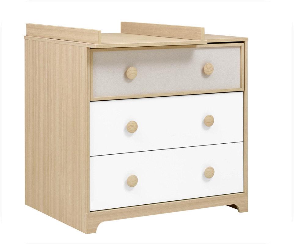 Cambiador extra ble para c moda eol color madera - Cambiador bebe para comoda ...