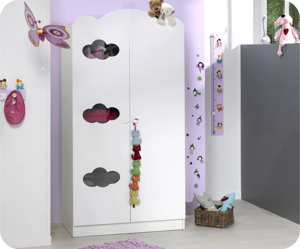 Decoracion de alcobas de bebes closet para bebes - Armarios de bebes ...