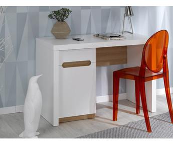 escritorio juvenil milo blanco