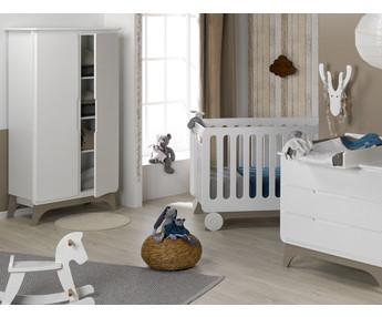 Dormitorios de bebe cuna c moda armario fabricaci n - Habitacion completa bebe ...