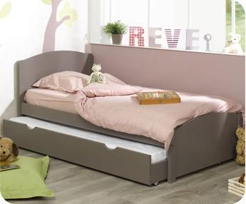 Comprar camas nido juveniles y sof s cama for Cama nido con colchones