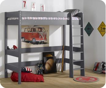 Comprar camas altas y en altura juveniles e infantiles for Camas en alto juveniles