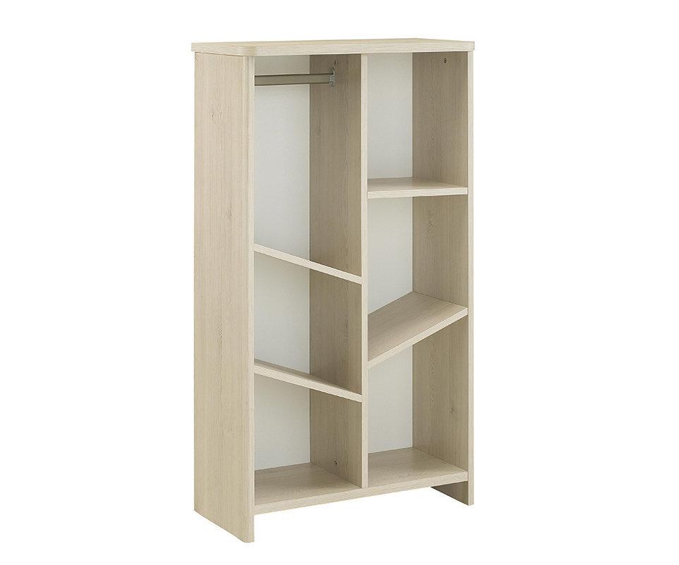 Biblioteca beb lili madera blanqueada - Biblioteca madera blanca ...