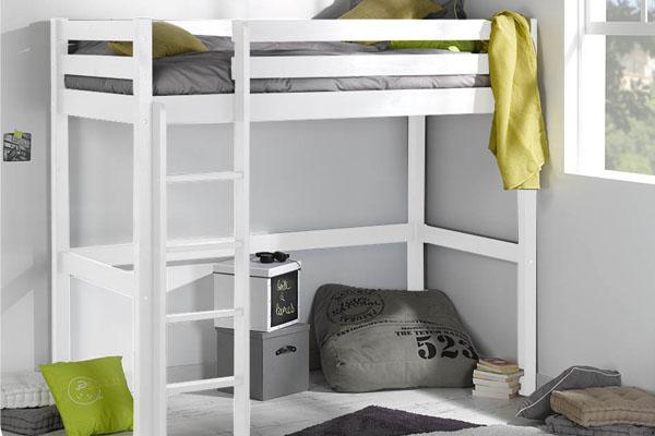 camas altas juveniles beneficios para tus hijos