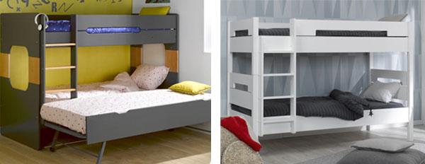 Camas juveniles compactas camas nido y literas ni os for Camas nido compactas