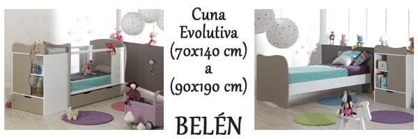 Muebles habitaci n beb cunas c modas armarios for Muebles habitacion bebe