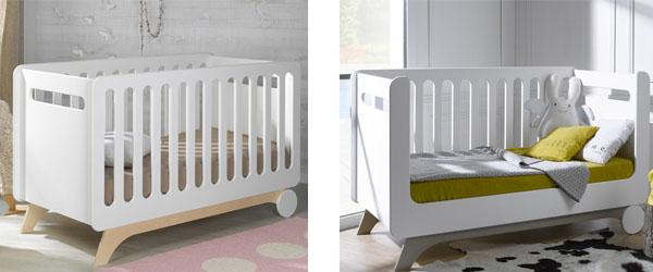 Cunas que se hacen cama convertibles y evolutivas for Sillones que se hacen cama
