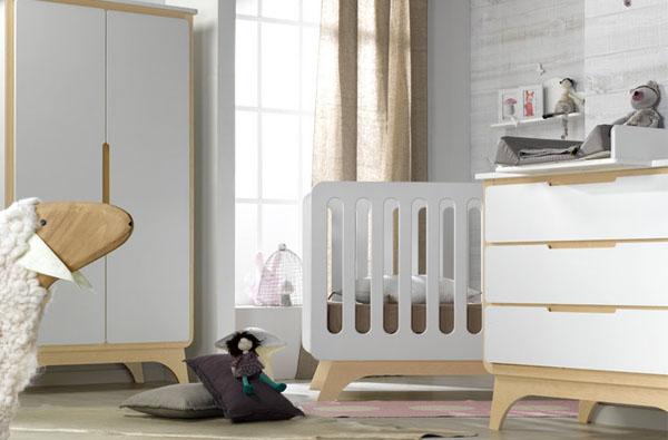 habitacin de beb feliz