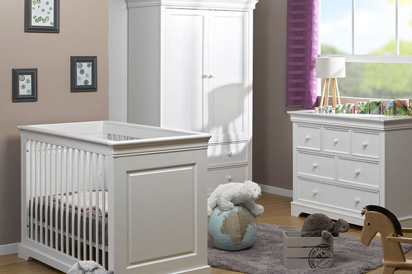 Rebajas en mobiliario para habitaciones de beb for Mobiliario para bebes