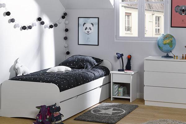 Ideas para completar habitaciones juveniles pequeñas