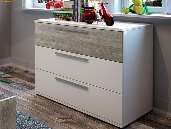 Muebles de almacenaje para el dormitorio de tus hijos for Muebles para almacenaje