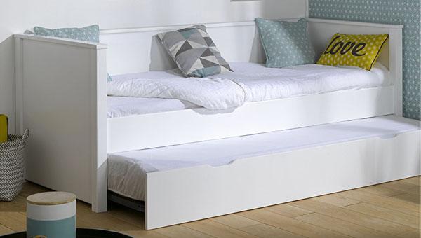 Sof cama nido juvenil para la habitaci n de tus hijos for Sofa cama juvenil