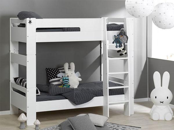 Completa el dormitorio juvenil con camas literas baratas for Camas con cajones baratas