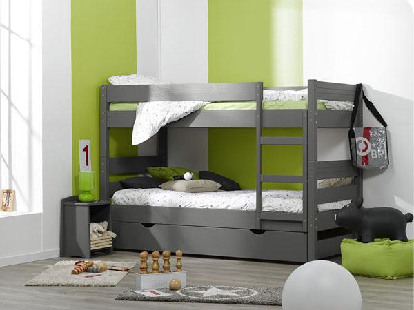 Completa el dormitorio juvenil con camas literas baratas for Camas con almacenaje baratas