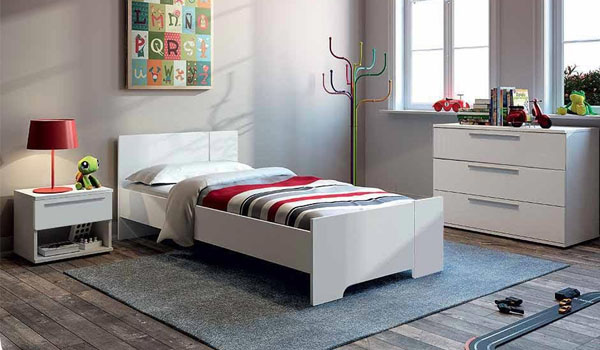Ejemplos de como decorar una habitacion peque a - Como amueblar una habitacion pequena ...