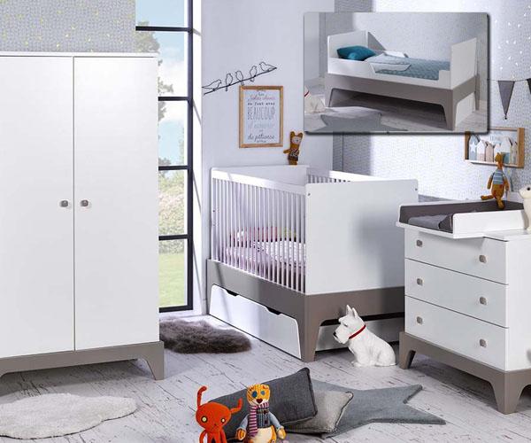 Dormitorios infantiles completos y mobiliario de beb for Mobiliario habitacion bebe