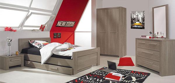 Dormitorios juveniles baratos online todo en mobikids - Dormitorios juveniles baratos merkamueble ...