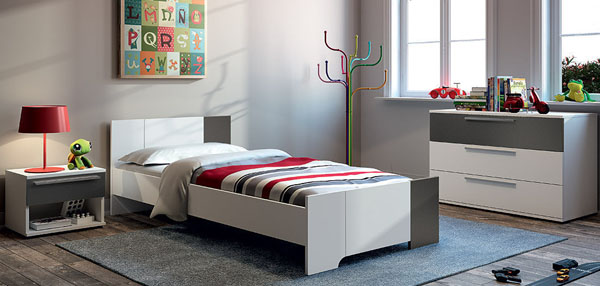 Dormitorios juveniles baratos online todo en mobikids - Cuartos juveniles baratos ...