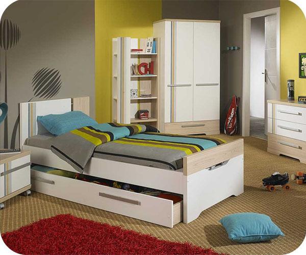 Habitaciones juveniles chico de venta online - Habitaciones juveniles para chicos ...