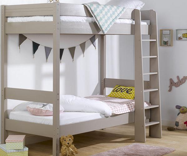 Habitaciones infantiles literas de dise o para ni os - Literas pequenas para ninos ...