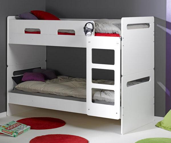 Literas juveniles baratas y ofertas en camas juveniles for Camas literas juveniles