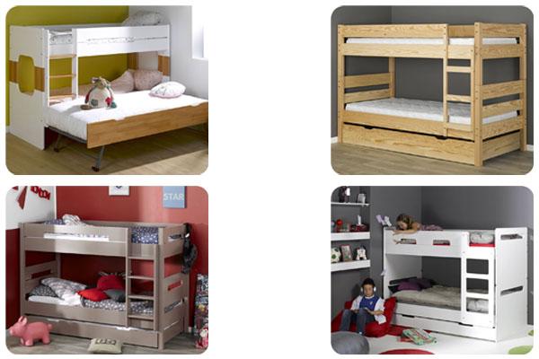 Literas originales para el dormitorio de tus hijos for Camas nido originales