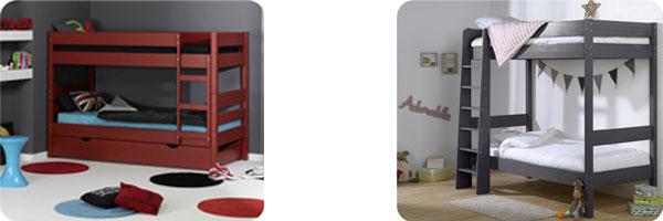Literas para habitaciones muy peque as gana espacio - Literas para habitaciones pequenas ...