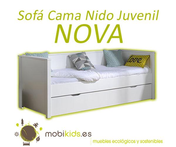 Blog mobikids venta online de mobiliario infantil y juvenil for Sofa cama juvenil