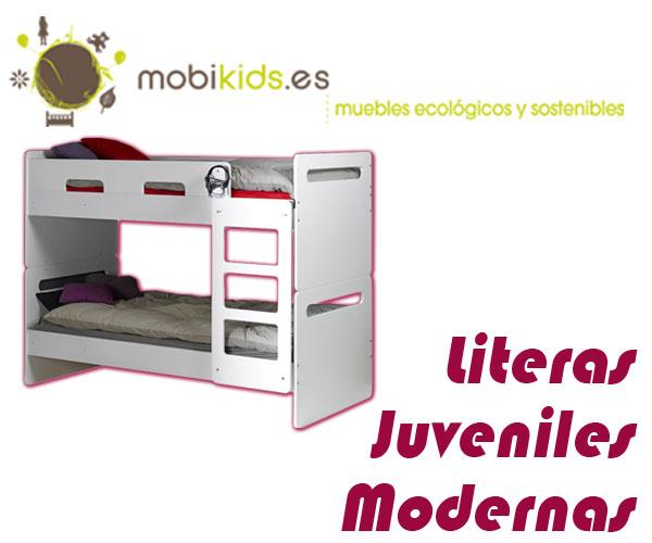 Blog mobikids venta online de mobiliario infantil y juvenil for Literas juveniles modernas