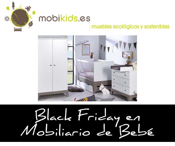 Black Friday en mobiliario de bebé