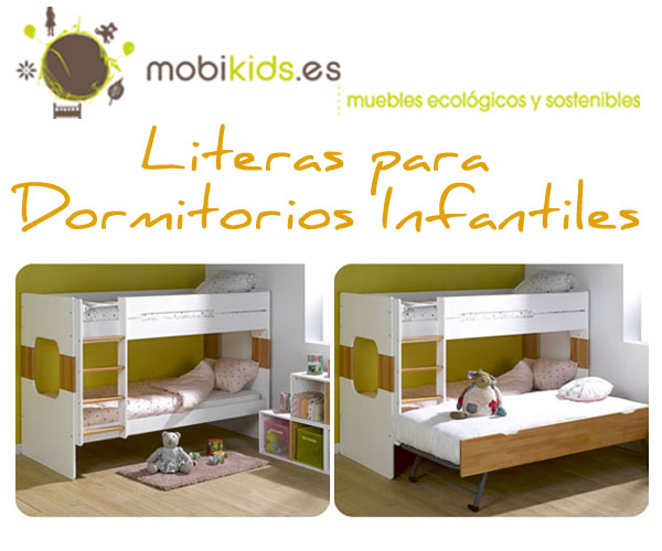 Variedad literas para dormitorios infantiles venta online - Dormitorio infantil literas ...