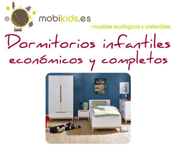 Variedad en dormitorios infantiles baratos para ni os for Dormitorios infantiles baratos