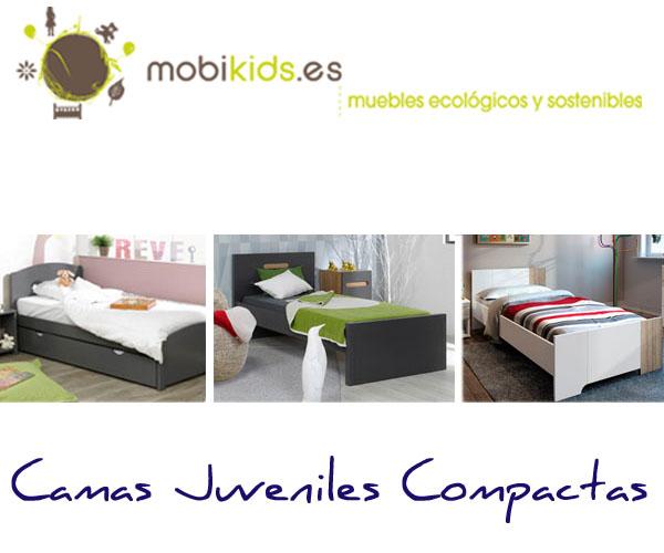 Blog mobikids venta online de mobiliario infantil y juvenil - Camas juveniles compactas ...