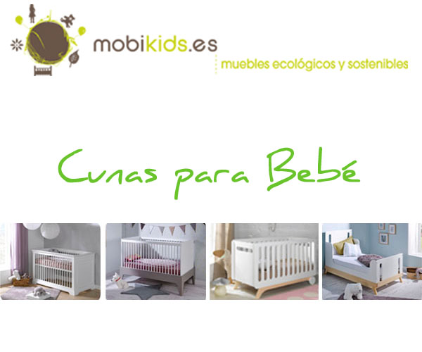 Mobiliario para bebé de fabricación ecológica y sostenible