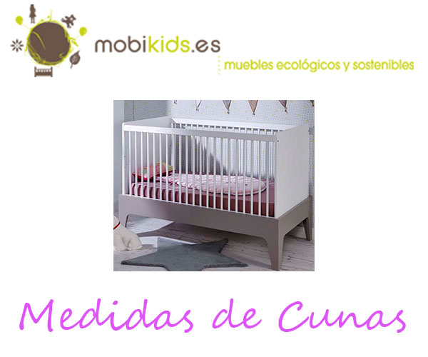 Medidas de cuna estándar para tu bebé. Descúbrelas Colchón