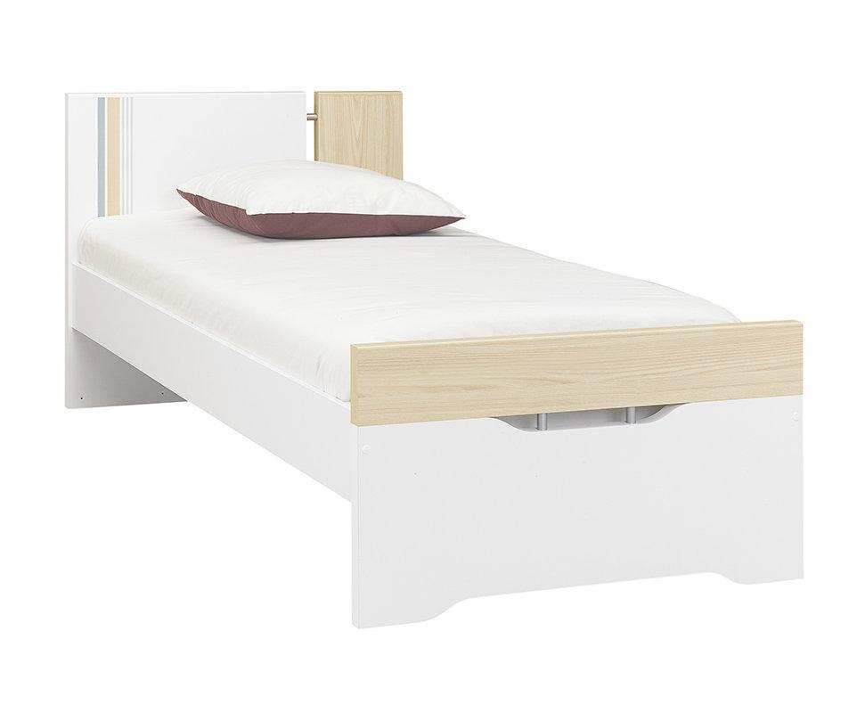 Dormitorio juvenil BORA 5 Muebles, Blanco y Madera